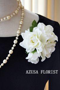 卒業式、入学式コサージュの販売 造花(アートフラワー、シルクフラワー)|通信販売|