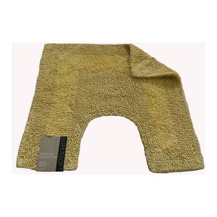 Dunelm Super Soft Reversible Pedestal Mat