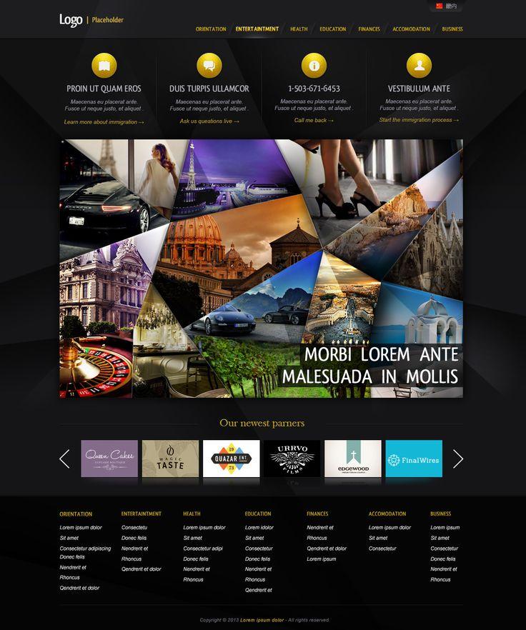 Webdesign II. - ragakata potfolio