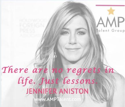 Jennifer Aniston Quote * * * * * * * * #Actors #Dancers #Singers #Models #Performers #Celebrities #Famous #AListTalent #Talent #Artists #Comics #Characters #Hosts #Broadcasters #Movies #Television #Film #Theatre #Voice #Print #Brands #Acting #Actorslife #Agency #Tips #Audition #AuditionTips #ActingTips #AdviceforActors ##FamousQuote #HowTo #TalentAgency #Representation #Toronto #NY #LA #London #AMPTalent #AMPTalentGroup