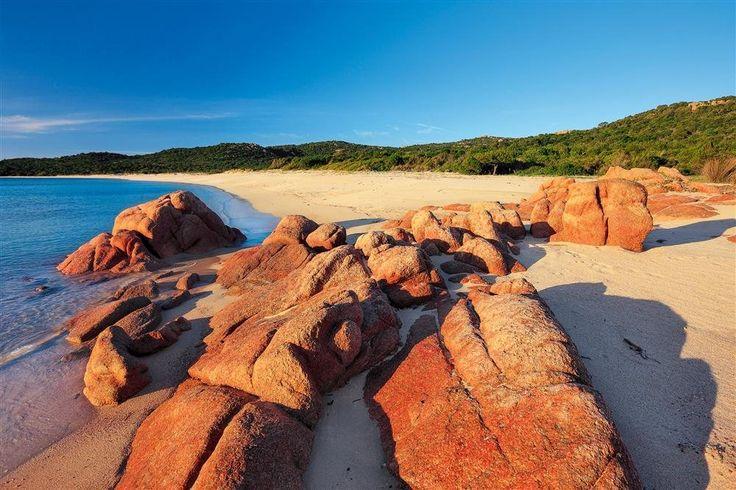 Las 25 playas mas bonitas del mundo. Cala di Volpe. Cerdeña (Italia)