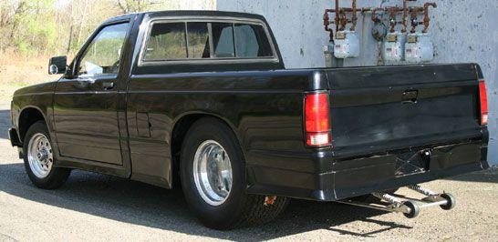 1991 Chevy S10 Pickup Pro Street