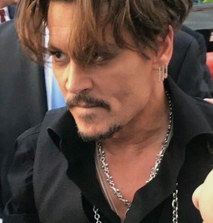 Johnny Depp @ana_rsalazar