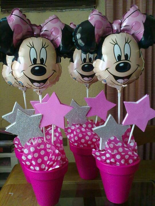 fiesta Daniela on Pinterest | Mesas, Minnie Mouse and Minnie Mouse ...