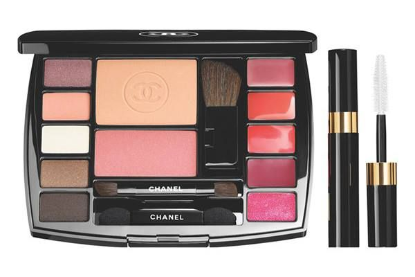 Chanel Travel Makeup Palette for Fall 2015