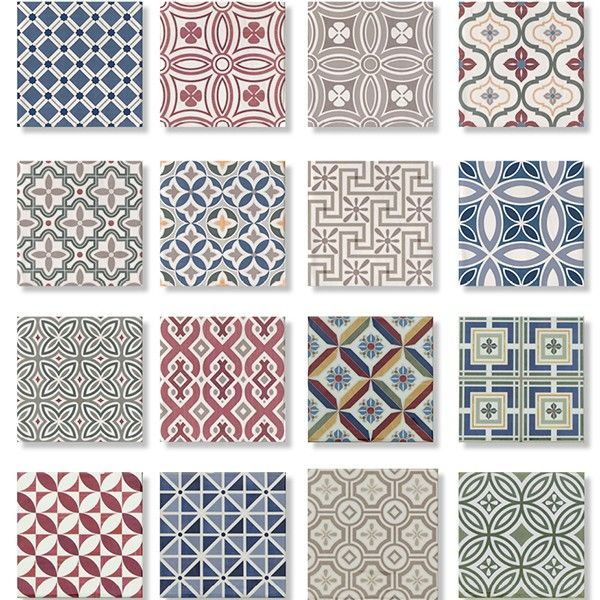 Country Patch Work - Tiles - Products | Laundry
