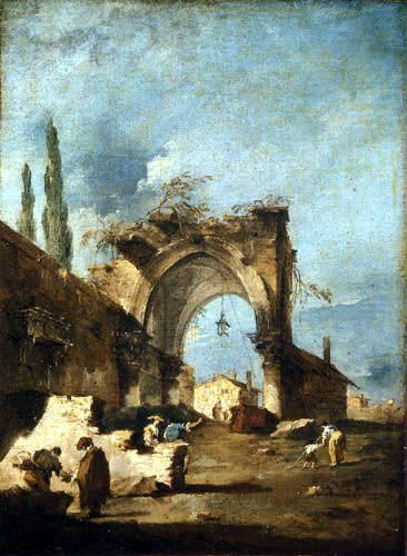 By Francesco Guardi
