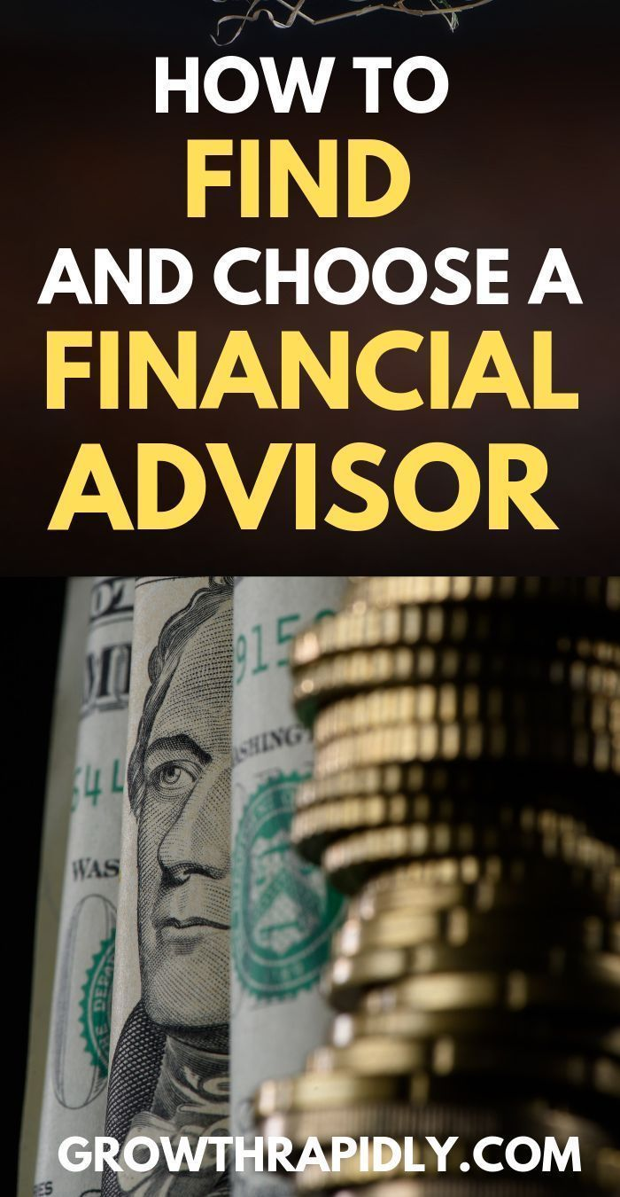 How to Choose A Financial Advisor – Organized Money Matters