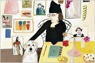 Maira Kalman's Career Survey at Jewish Museum - Review - NYTimes.com