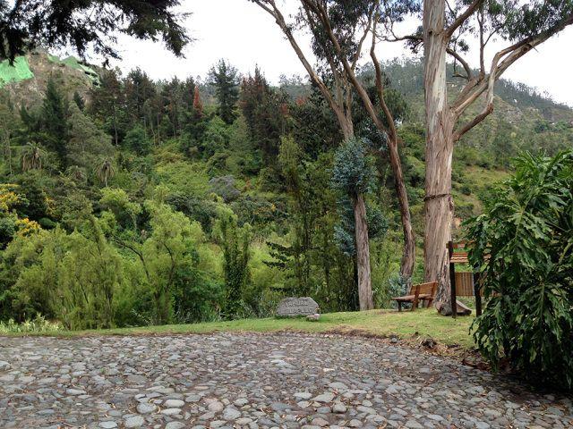 Parque Guapulo. Quito, Ecuador. By Elena Habre