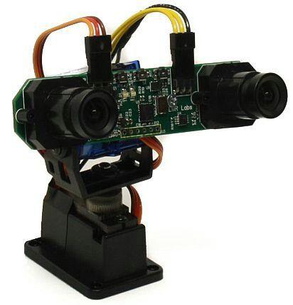 FPV 3d camera fatshark