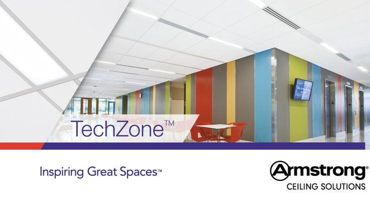 TechZone, Armstrong Sufity Podwieszane