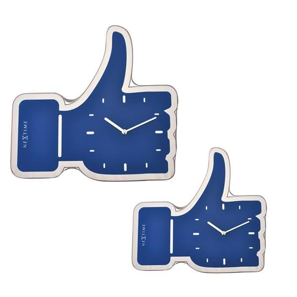 a perfect FB clock!