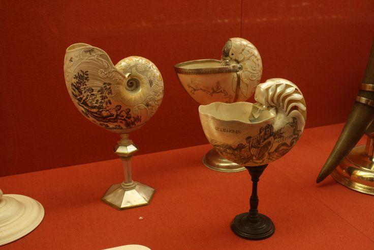 Экспонат из исторического музея Копенгагена