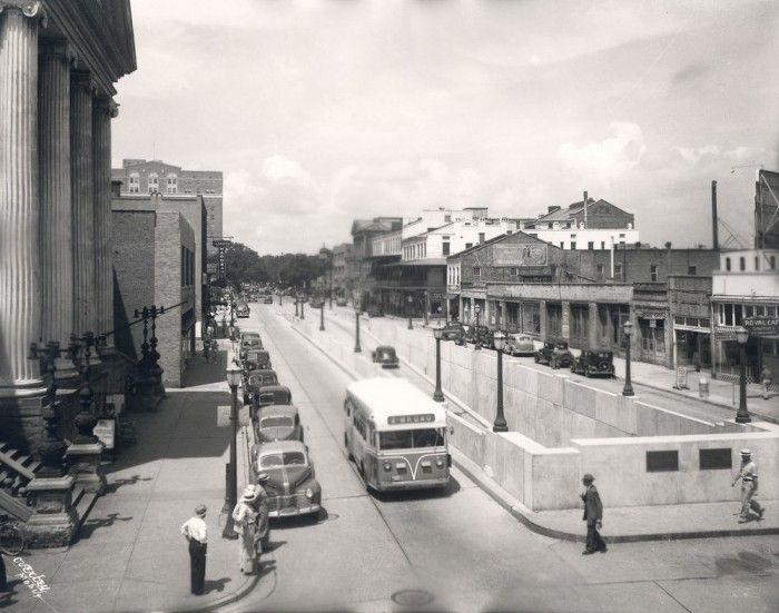 Bankhead Tunnel Mobile Alabama 1940sLunch Places Downtown Mobile Al   destroybmx com. Food Places Downtown Mobile Al. Home Design Ideas