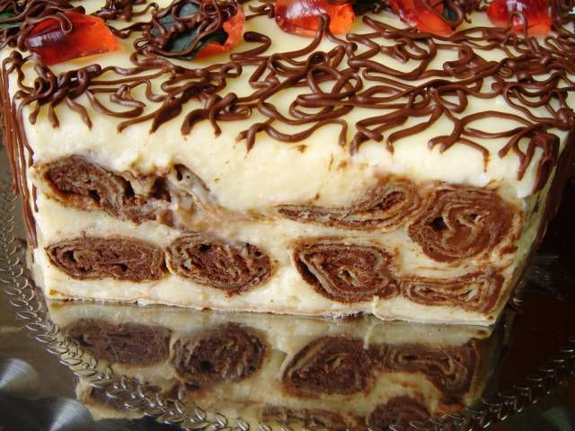 Изненадите на Мери Попинз: Палачинкова торта 1
