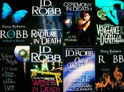 J. D. Robb - In Death Series