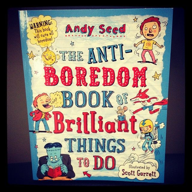 Are you bored? If yes, read this witty and wacky book, bursting with brilliantly funny games, jokes and quizzes!   #bored #fun #games #jokes #quiz #book #boredom #readoftheday #awesome