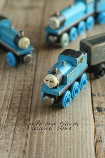 My  son's toy   Thomas and  Friends