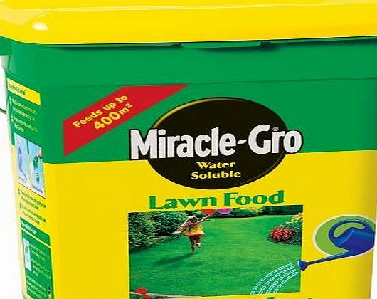 Scotts Miracle-Gro Water Soluble Lawn Food Tub, 2 kg No description (Barcode EAN = 5054480186230). http://www.comparestoreprices.co.uk/latest1/scotts-miracle-gro-water-soluble-lawn-food-tub-2-kg.asp