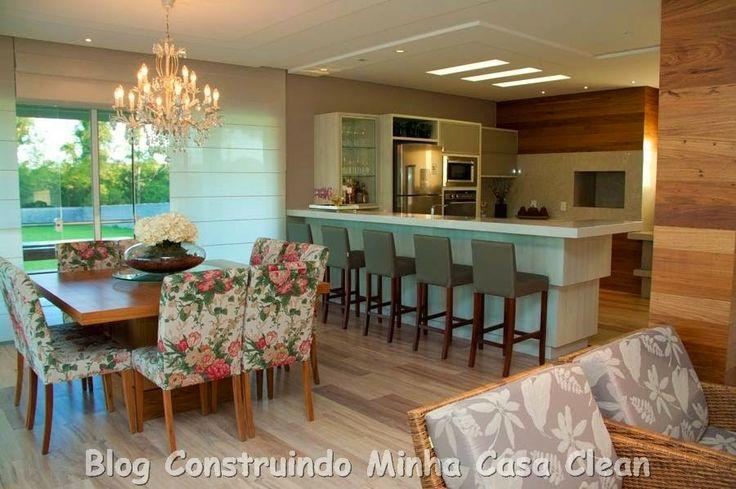 Top 10: Salas de Jantar Decorada s e Modernas!