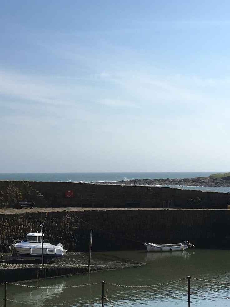 Crail harbour #coastalwedding #diywedding #thecowshedcrail