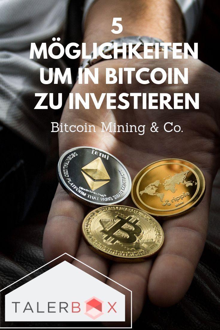 möglichkeiten, in kryptowährung zu investieren richter judy bitcoin händler