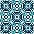 Moroccan tiles 6 by creativelolo