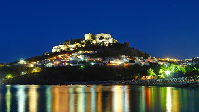 Variety Cruises: Greek Islands: The cruise ends in Rhodes, where you can swim, stroll or visit the 16th-century castle.