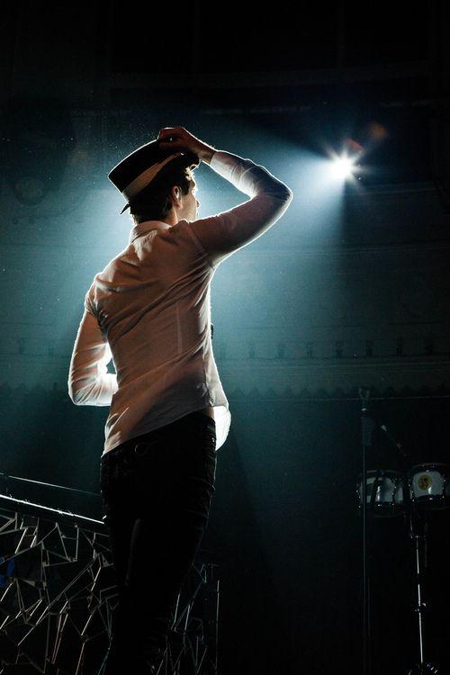Mika @ Paradiso, Amsterdam, THE NETHERLANDS, 27-10-2012