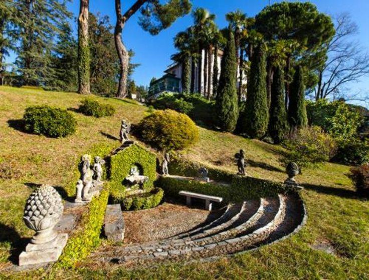 La cerimonia del tè a Villa Paradeisos a Varese