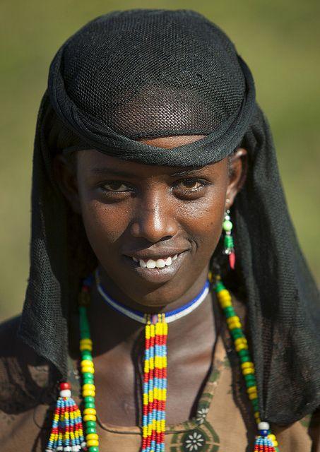 Oromo woman, Ethiopia by Eric Lafforgue, via Flickr. #Ethiopia #Ethiopian #Oromo