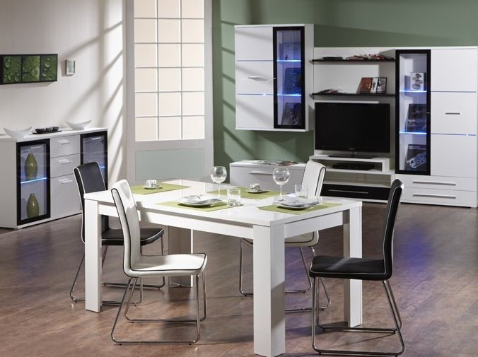 Salle A Manger Conforama Idee Deco Pinterest