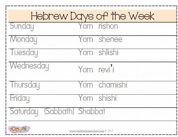 Worksheets For Hebrew : Best hanukkah worksheets books printables images on