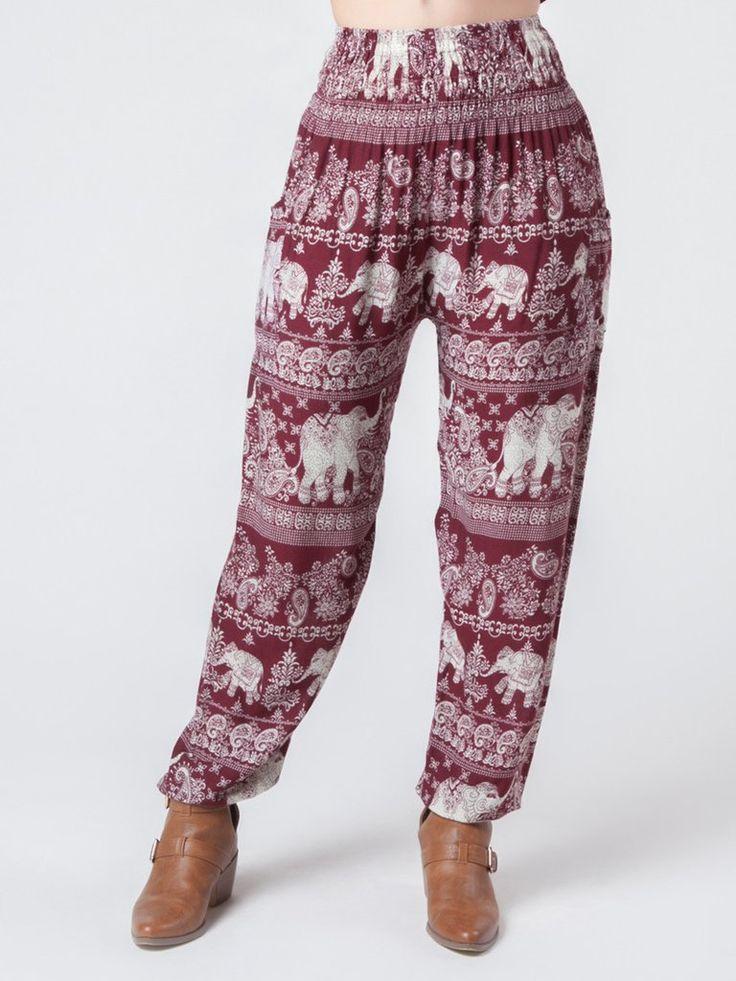 Lydia Harem Pants