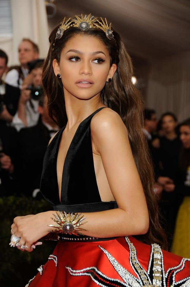 Amazing Jewelry You Probably Didn't Notice at the 2015 Met Gala: Zendaya's Jewelry
