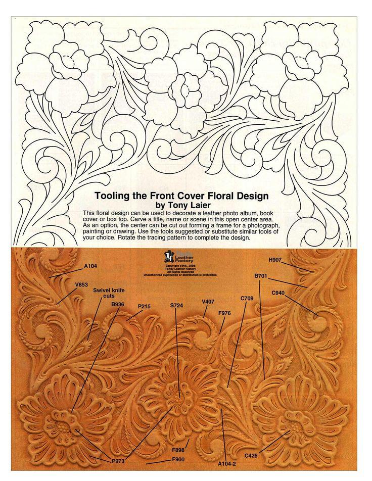Pattern for flower - Sheridan Style