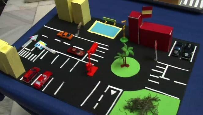 maquetas de ciudades con material reciclable - Buscar con Google