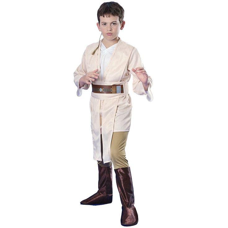 Star Wars Obi-Wan Kenobi Costume - Kids, Boy's, Size: Medium, Multicolor