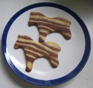 Harvest Moon by Hand: Z is for Zebra Cookies - ABCs of Homeschooling