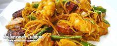 Sambal Goreng Djawa - Pittig stoofgerecht met tofu, tempeh en garnalen