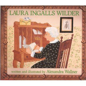 Blog post with many kid-friendly reference books if studying Laura & pioneers and prairies