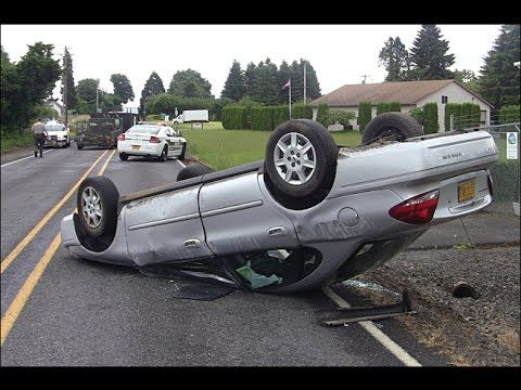 car accident horrible car crash compilation 87