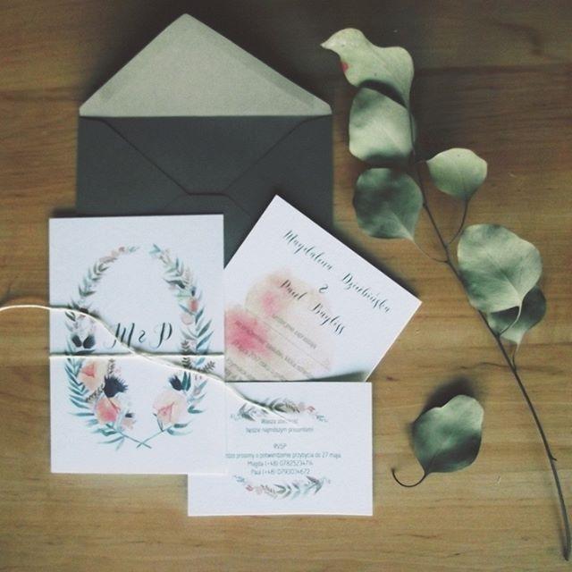 #zaproszenia #flowers #illustration #graphics