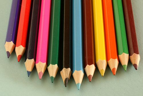 wikiHow to Draw With Colored Pencils -- via wikiHow.com