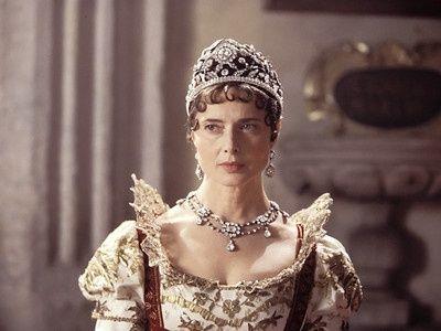Isabella Rossellini as Empress Josephine (Napoleon, 2002)