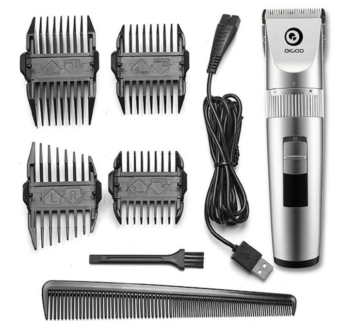 Professional Hair Trimmer & T Liner Rechargeable Beard Shaver Tool SALE New  #Digooevirtualdeals