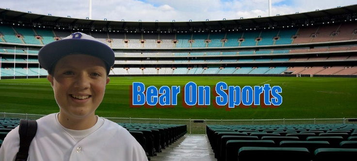 "Bear On Sports.. Michael ""Bear"" Gates Reports on Sports for On Purpose Magazine"