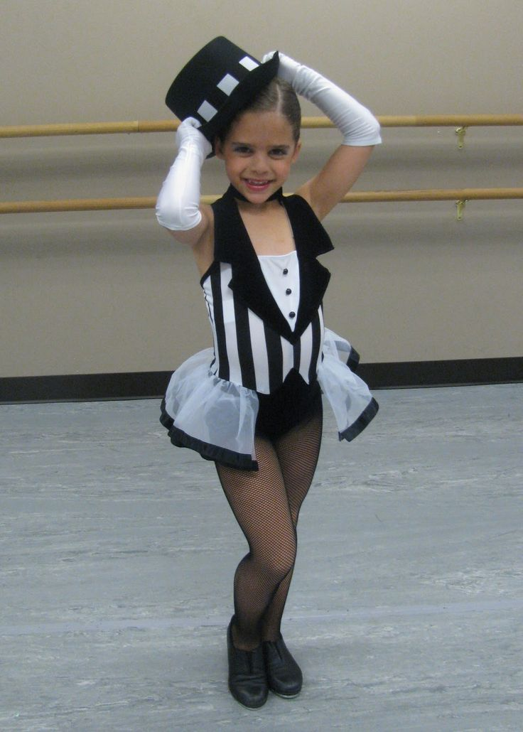 """jazz dance competition costume   Gianna's tap costume for """"Hooray for Hollywood""""."""