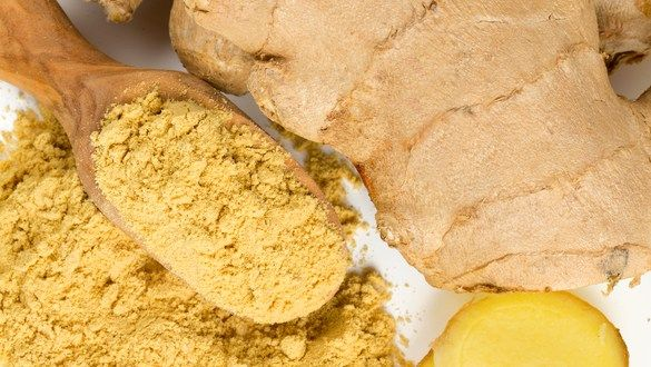 Ginger - 9 ways this super food improves your health.